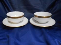 """""""Bavaria"""" porcelán tálkák, müzlis tálka, reggeliző, kínáló"""
