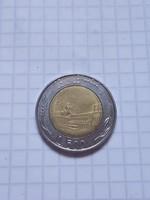 Szép 500 Líra Olaszország 1995  !!