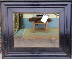 Antik flamand keret, 50x65 cm