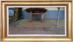 Modern keret 40x80 cm