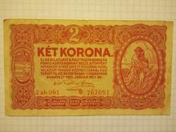 2 Korona 1920 !! ( 3 )