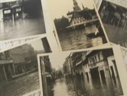 Fotók az 1958 -as zwickaui  árvízről