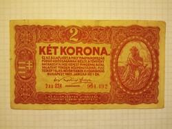 2 Korona 1920 !! ( 2 )