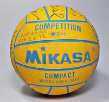 Dedikált Mikasa vízilabda