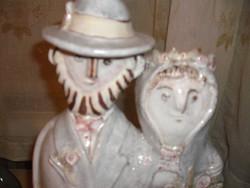 Papp János Ifjú pár