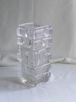 Jiri Zejmon hibátlan nagy nehéz 22 cm-es váza