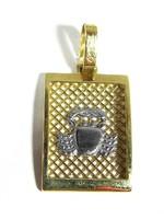 Arany horoszkóp medál (Kecs-Au66135)