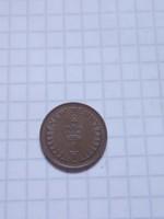 Szép Angol 1/2  Penny 1974  !
