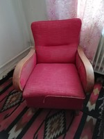 Árt deco fotel