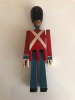 Gyűjtők figyelem !  Antik Kay Bojesen  katona