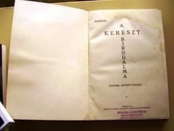 Albert Marencin:  A Kereszt birodalma   A 33-as Mesterszám  jelentése  352 oldalon