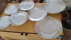 Porcelán tányér eladó! 7 db