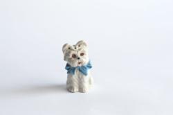 Bertram W&A masnis kutya sószóró fűszertartó figura