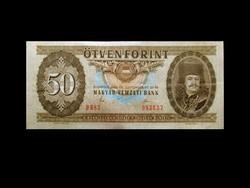 GYÖNYÖRŰ 50 FORINTOS - 1986 T/II TARTÁSBAN