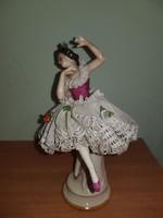 Áttört szoknyás Nápolyi balerina