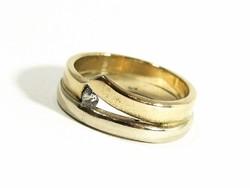 Arany gyűrű(Kecs-Au69022)