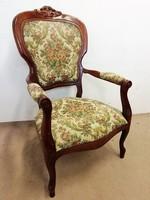 Neobarokk fotel II.