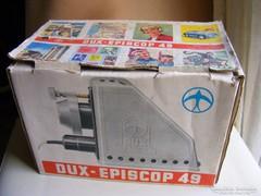 Retro Dux-Episcop  49 vetítő  - 60-as évek