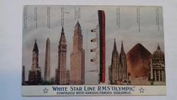 R.M.S. OLYMPIC