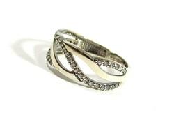 Arany gyűrű(Kecs-Au75519)