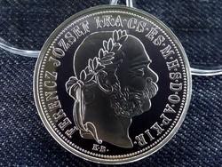 I. Ferencz József színezüst 5 korona UP (id6605)