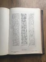 Könyv 1878-ból , Müncheni Művészeti Kamara kiadványa