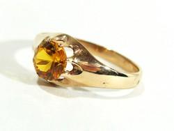 Arany gyűrű(Kecs-Au74875)