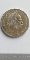 Ferenc József 1870 KB Forint RR