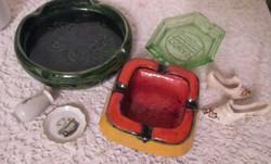 2 db kerámia hamutál + mellé ajándék tárgyak