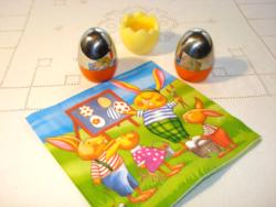 Art deco tojás alakú bakelit só- és borsszóró