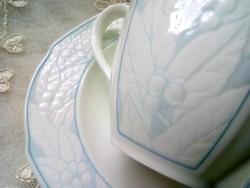 Villeroy&Boch halványkék csészék 5db/ db