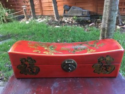 41 cm. Tradicionális kínai párnadobozok., doboz, japán, keleti, ázsiai