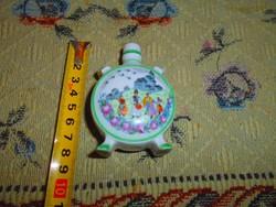 Zsolnay kisméretű porcelán kulacs