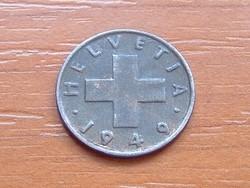 SVÁJC 1 RAPPEN 1949 B
