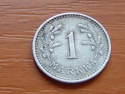 FINNORSZÁG 1 MÁRKA MARKKA 1938  S