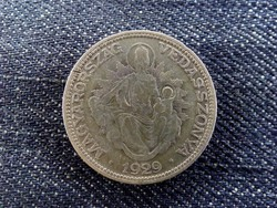Madonnás ezüst 2 Pengő 1929/id 7029/