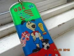 STRIKER  KABALA  KUTYA 1994 Futball Világbajnokság USA  kulcstartó