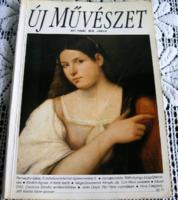 Új Művészet folyóirat 92/6 Június