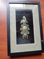 2 db falikép egyiptomi