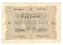 1 egy forint 1848 Kossuth bankó 3.