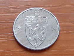 NORVÉGIA 50 ŐRE 1979