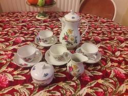 Bavaria 4 személyes teás készlet
