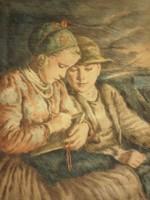 Glatz Oszkár (1872-1958) - Testvérek