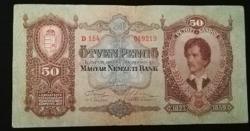 1932  ÖTVEN PENGŐ