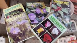 Kertészet És Szőlészet 1986 év eladó!! 38 db