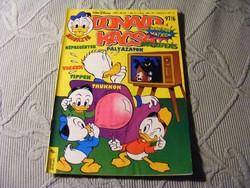 Donald kacsa képregény 1997 / 6