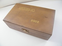 Festékszóró, festékfújó készlet (Kager 2002) dobozban