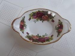 Angol, Royal Albert porcelán tálka /  2284