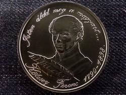 Kölcsey Ferenc ezüst 500 Forint 1990/id 5644/