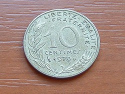FRANCIA 10 CENTIMES 1979